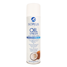 Isoplus Oil Sheen with Coconut Oil 9oz