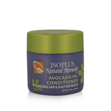 Natural Remedy Avocado Oil Conditioner